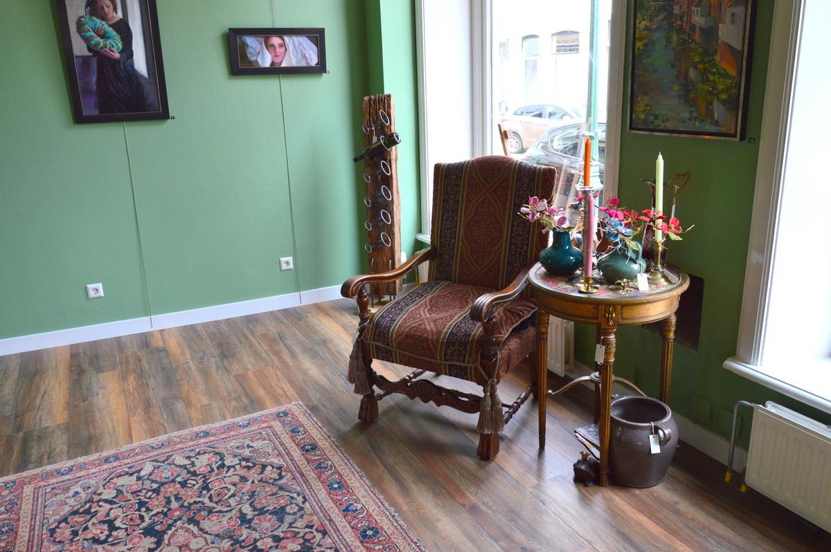 Interieur Inrichting Galerie : Foto s interieur galerie ruigewaert