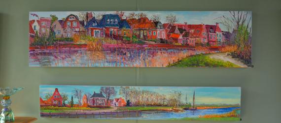 schilderijen panorama 1