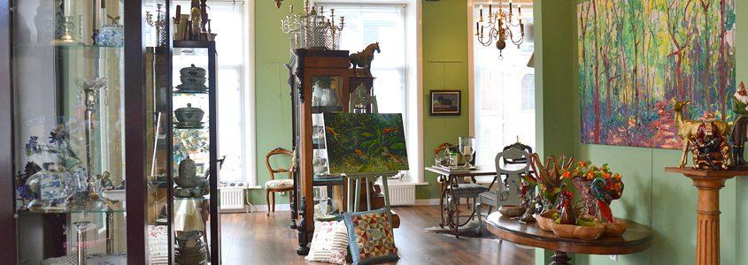 RUIGEWAERT  kunst, antiek & interieur